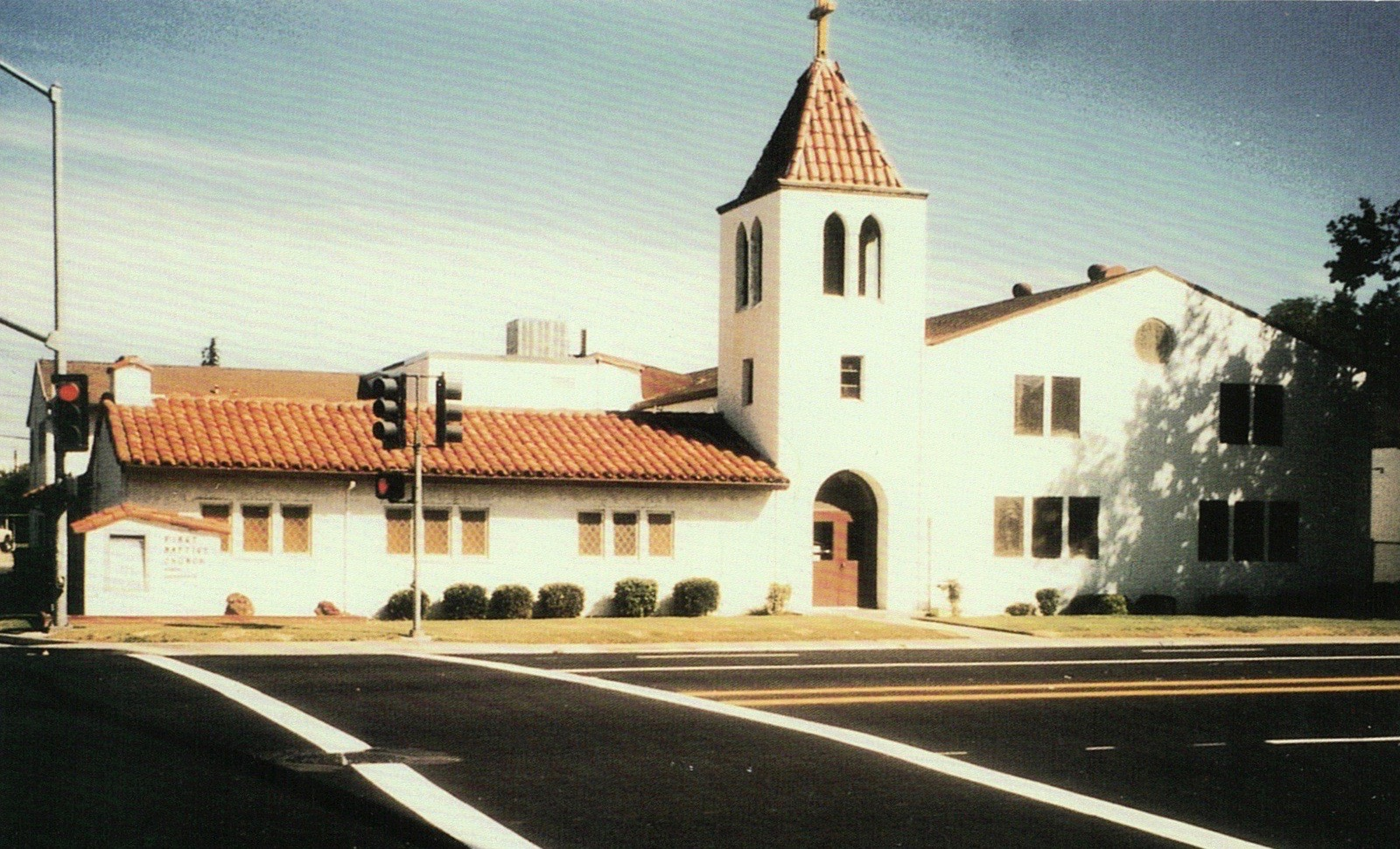 First Baptist Church of North Sacramento